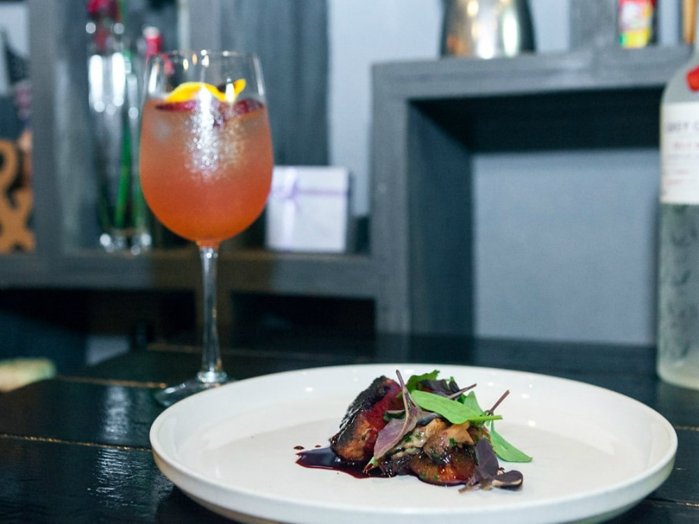 The Five Best Dishes and Cocktails to Pair with the Newest Vodka from Grey Goose
