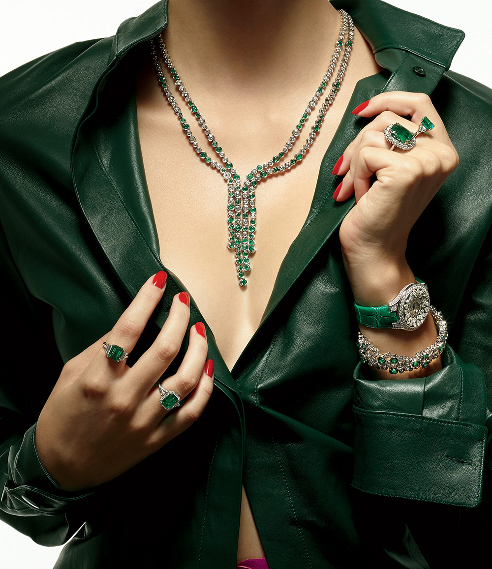 How Emerald Is Dominating The Luxury Jewelry Market