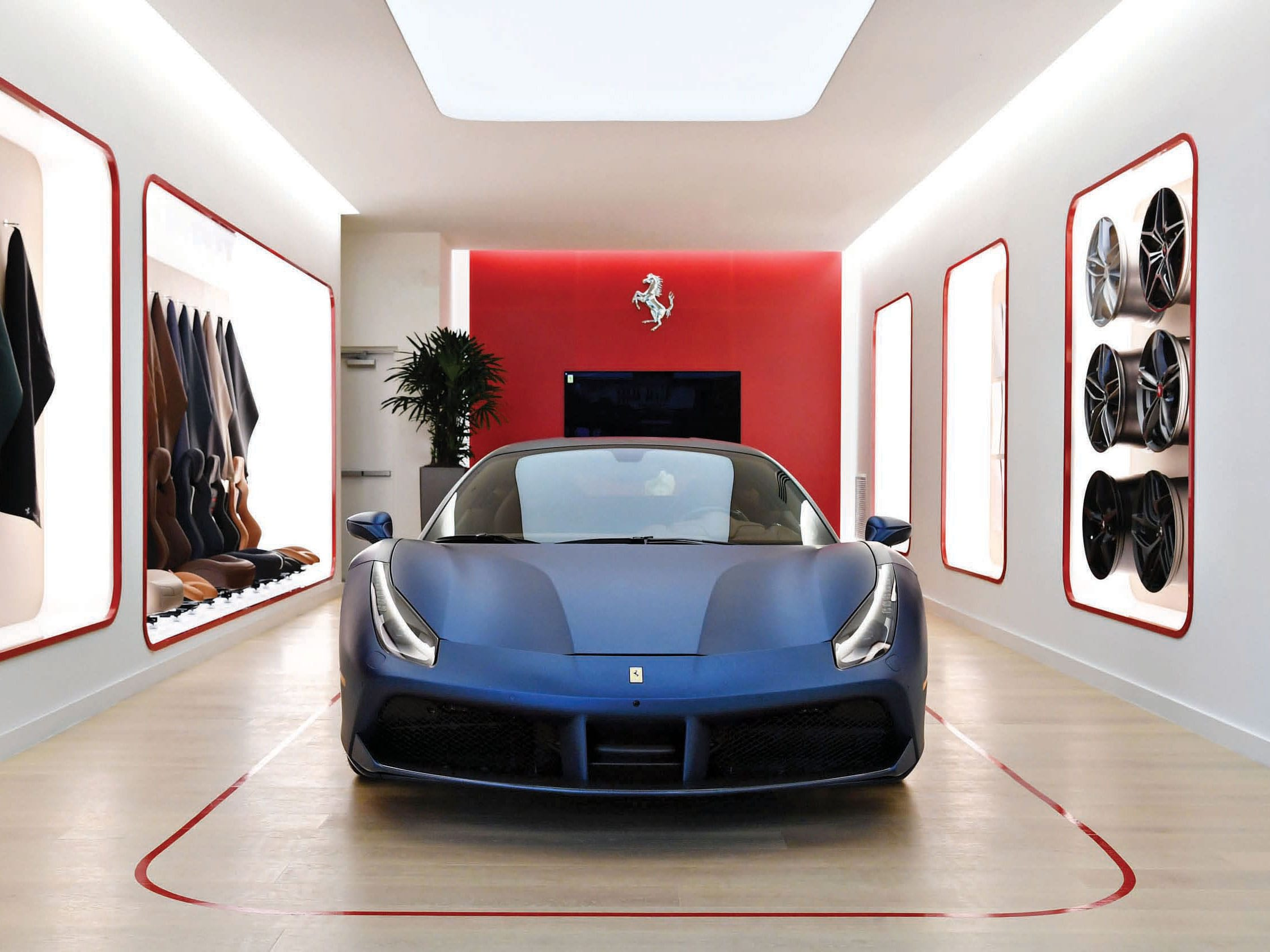 The Collection Ceo Ken Gorin On The New Ferrari Of Miami