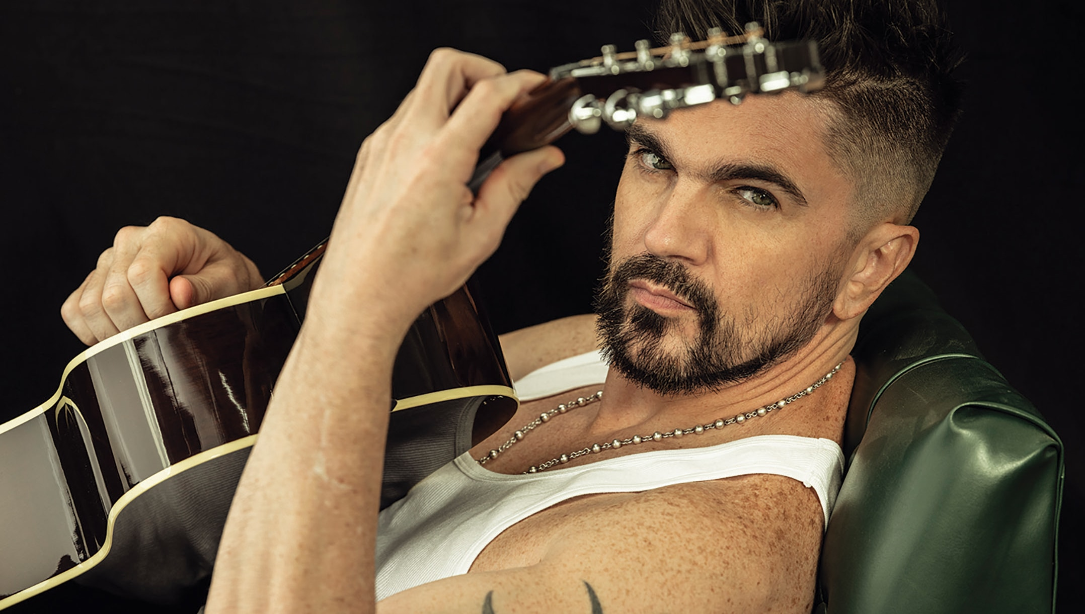 Latin Singer Juanes on How Miami Inspires Him & His Advice for Aspiring Artists