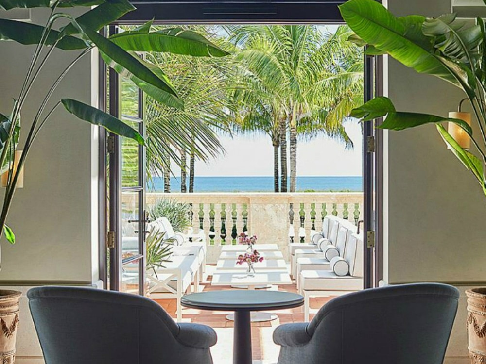 Enjoy Lunch with a View at These Miami Eateries