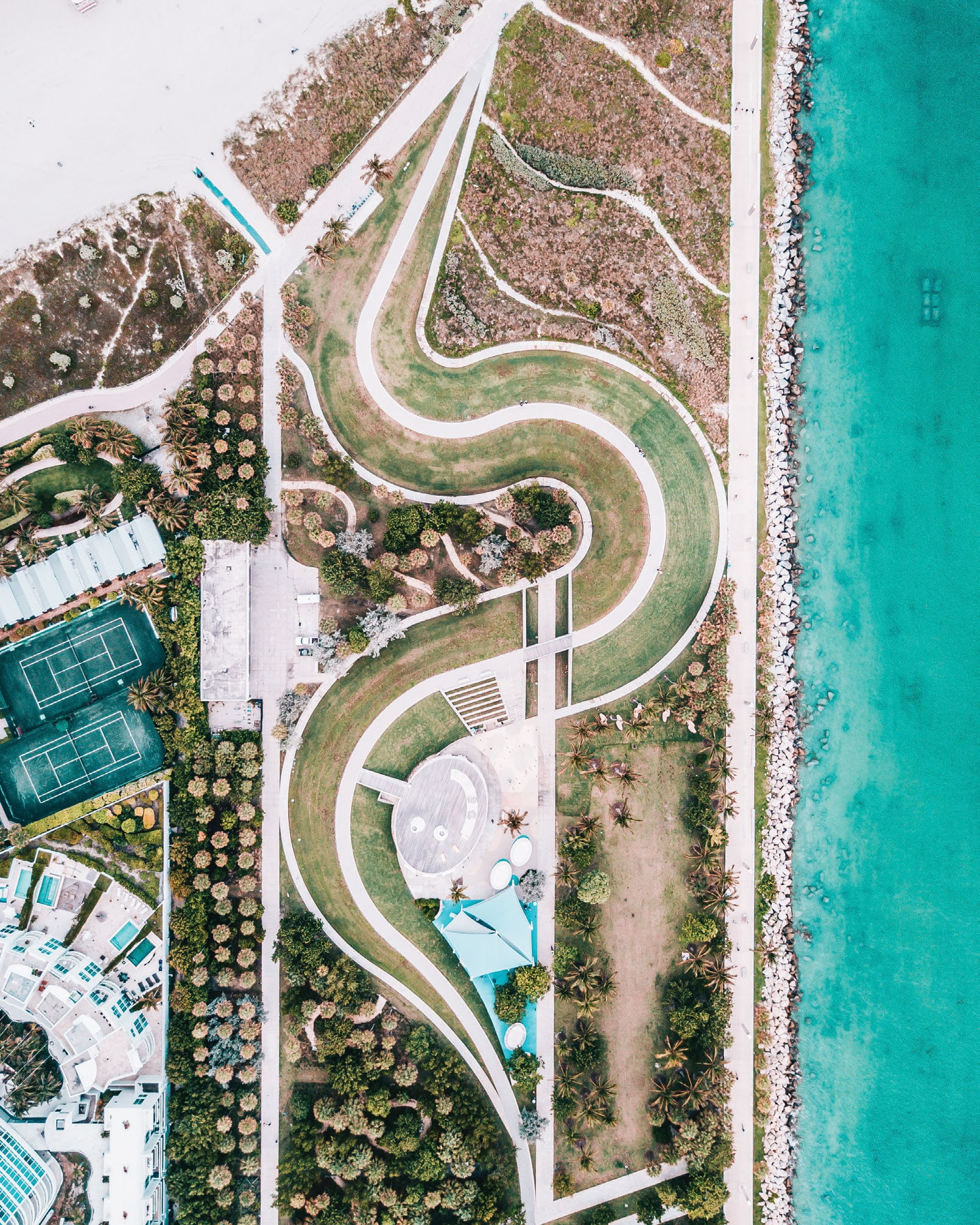 See Miami from a Different Perspective with Drone Photography