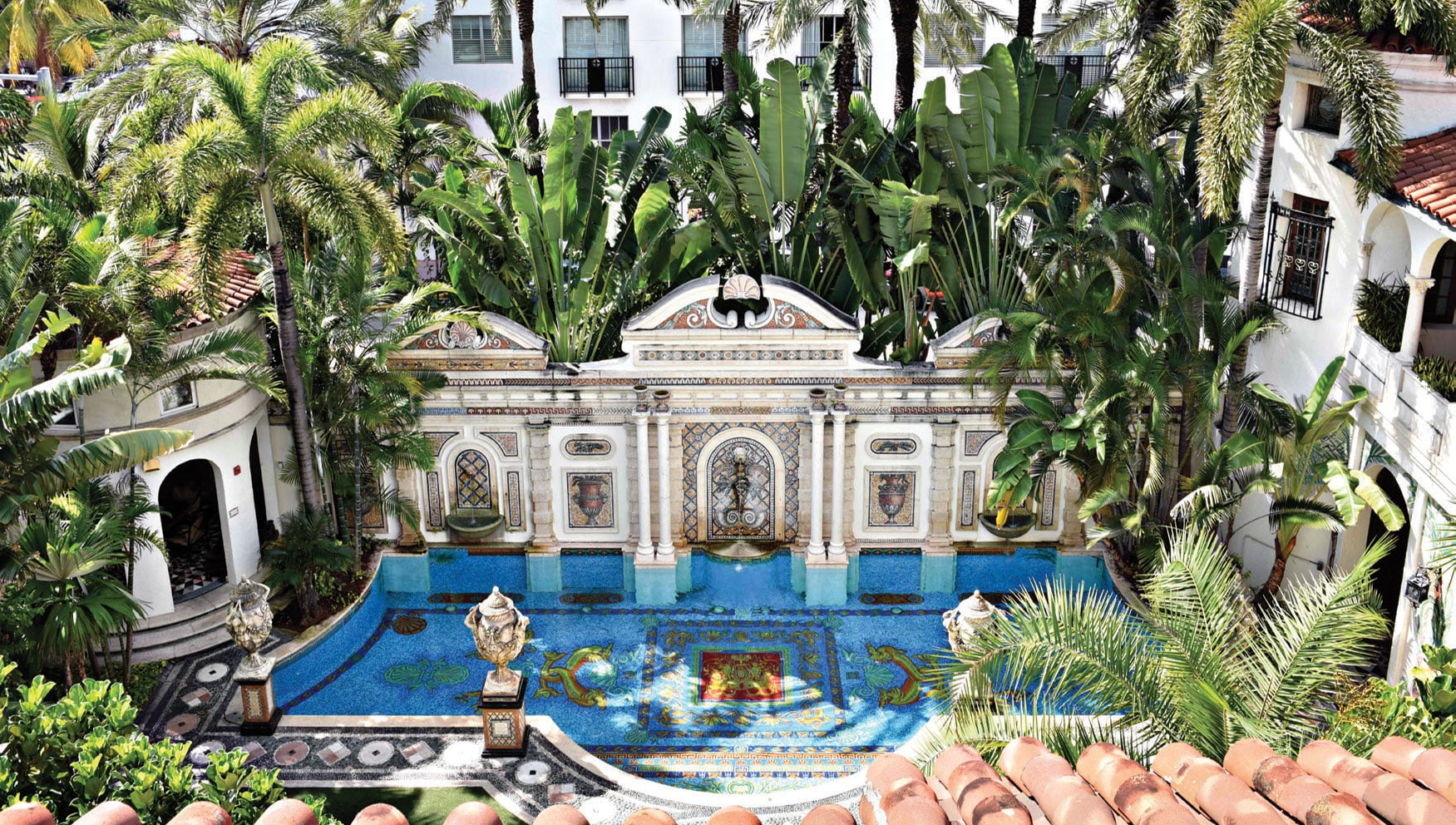 The Most Famous Mansion in Miami is Now Open for Lunch