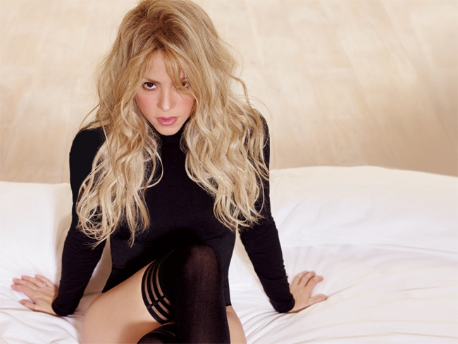 6 - Shakira Talks Love, Power & Baby Milan