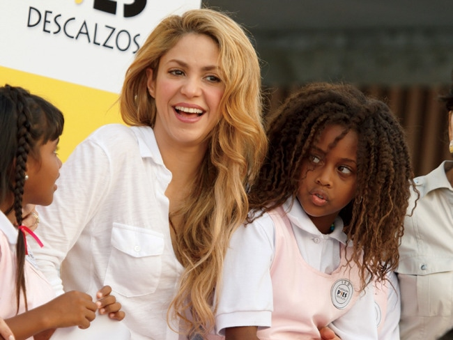 4 - Shakira Talks Love, Power & Baby Milan