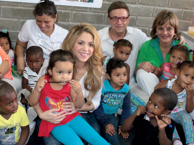 3 - Shakira Talks Love, Power & Baby Milan