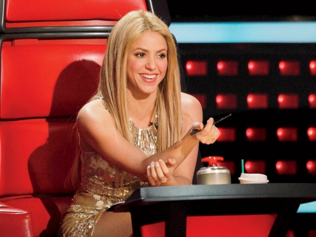1 - Shakira Talks Love, Power & Baby Milan