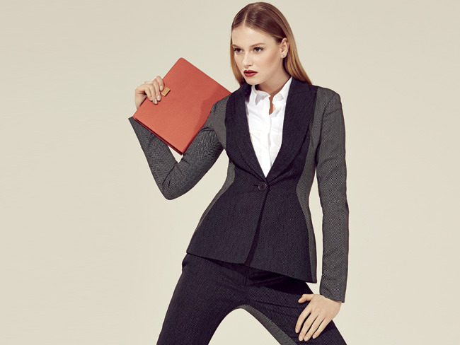 1 - How to Dress for the Office This Spring