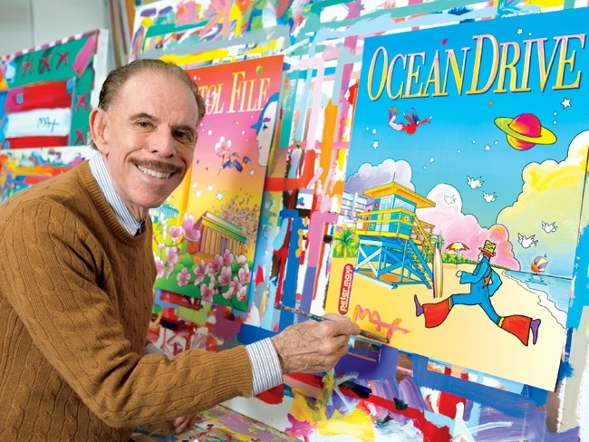 Image result for peter max