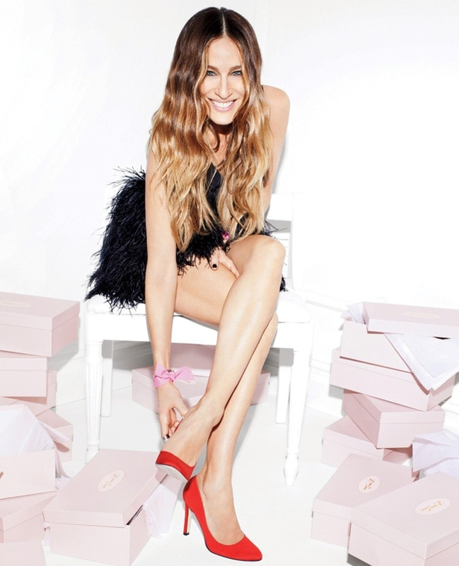2 - SJP Makes Shoes for Strong, Sexy Women