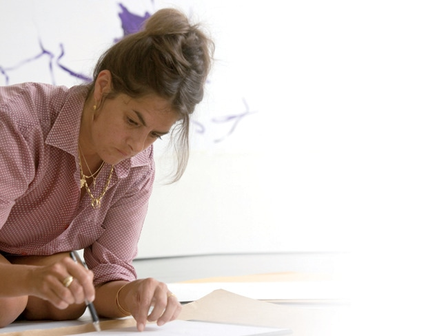3 - Tracey Emin Sees the Writing on the Wall