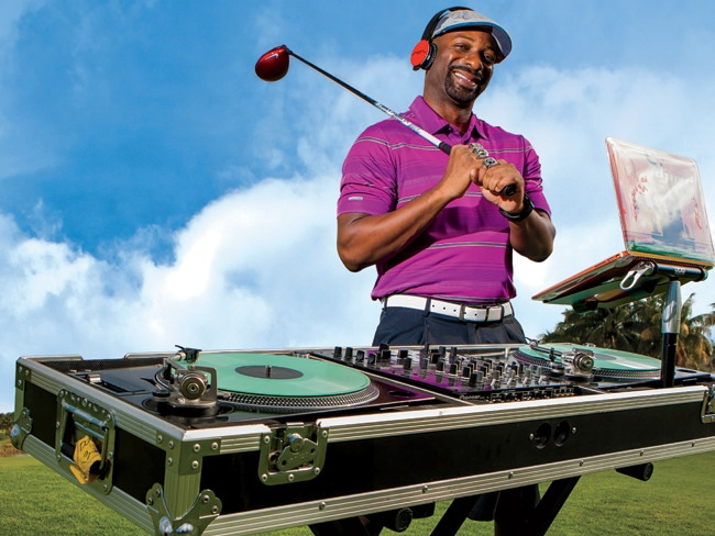 1 - DJ Irie and Friends Hit the Links