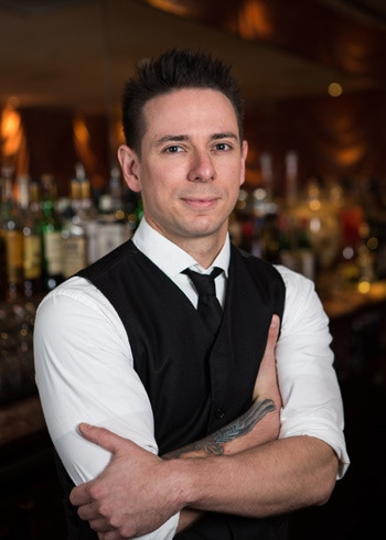 1 - Meet the Mixologist: Rose Bar's Bernie Waters