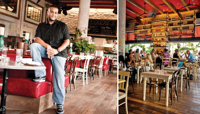 2 - Sweet Spot: Sugarcane Raw Bar Grill