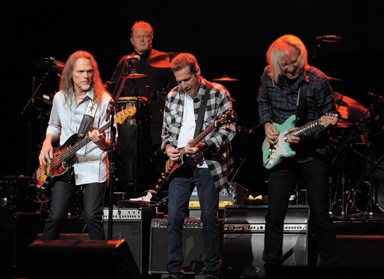 1 - The Eagles Reunion Tour Comes to Miami