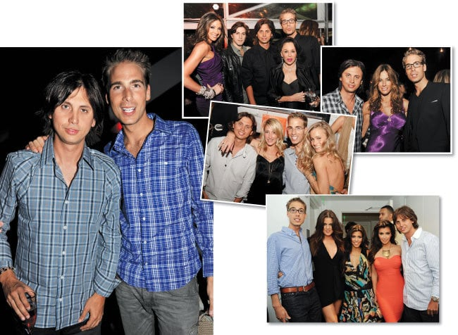 1 - The Spin Crowd, Starring Jonathan Cheban