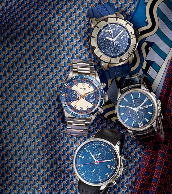 1 - Timepieces for Your Weekend-to-Workplace T…