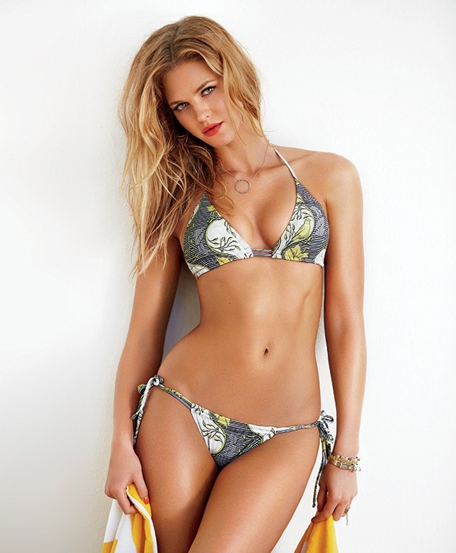 2 - Erin Heatherton Knows She Isn't Perfect