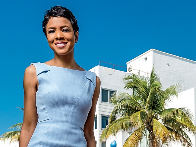 1 - CBS4 Anchor Irika Sargent's New Home