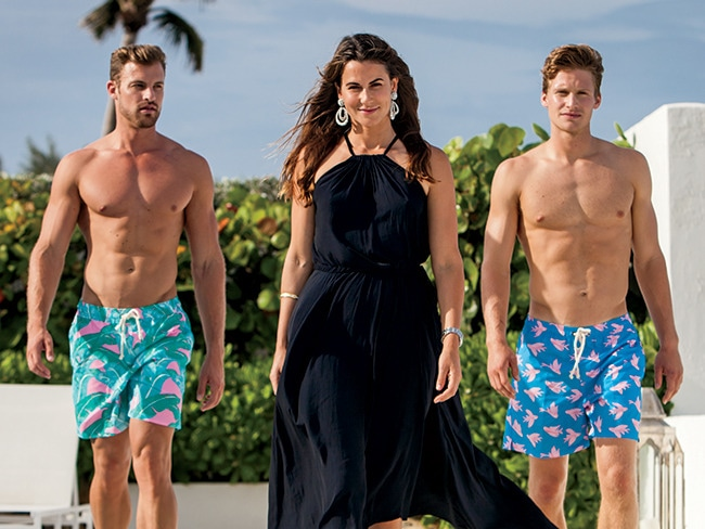 2 - A Lilly Pulitzer Spin on Mens Resortwear