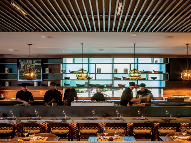 1 - Dine by the Bay at Mandarin Oriental's New Eatery