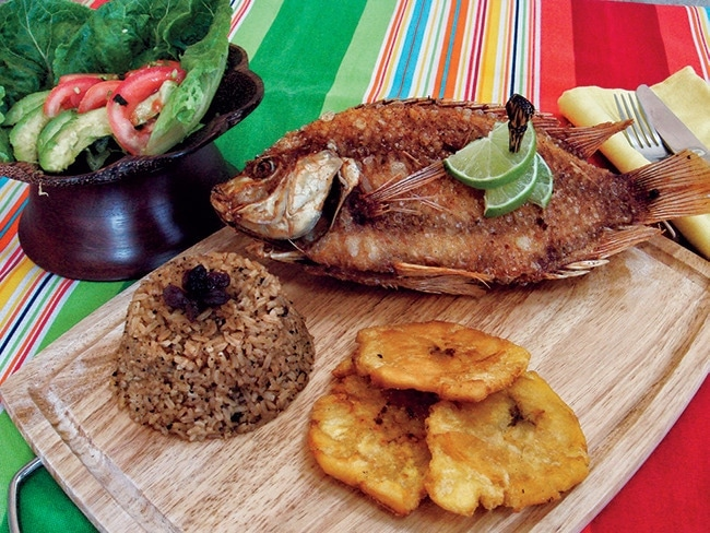 where miami locals find authentic south american food
