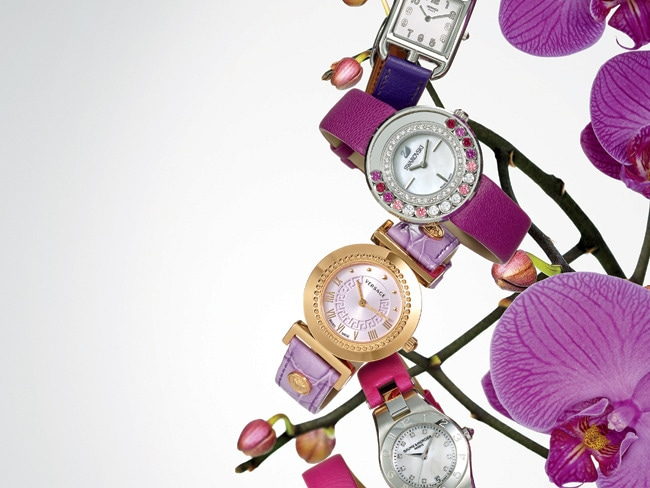 1 - Make a Statement in an Orchid Watch