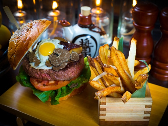 1 - Is This Miami's Most Luxurious Burger?