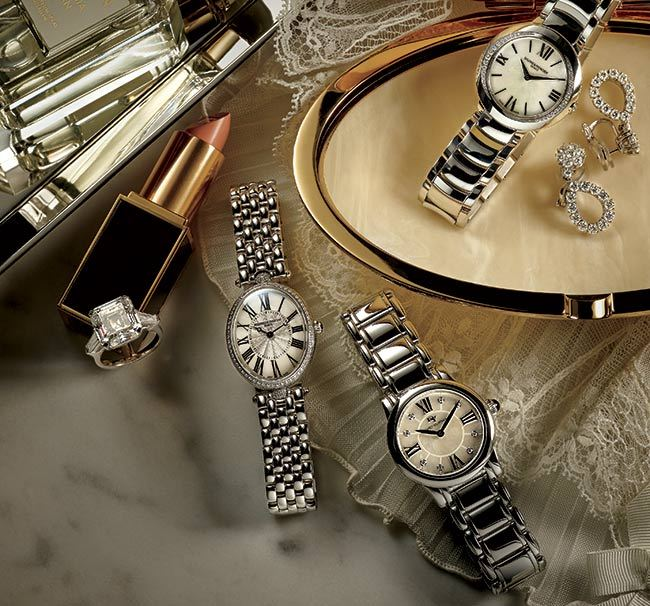 1 - On-Trend Metal Bracelet Watches
