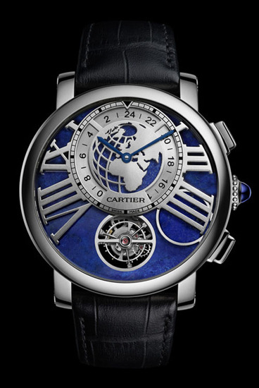 2 - Pre-SIHH 2014: Rotonde de Cartier Earth an…