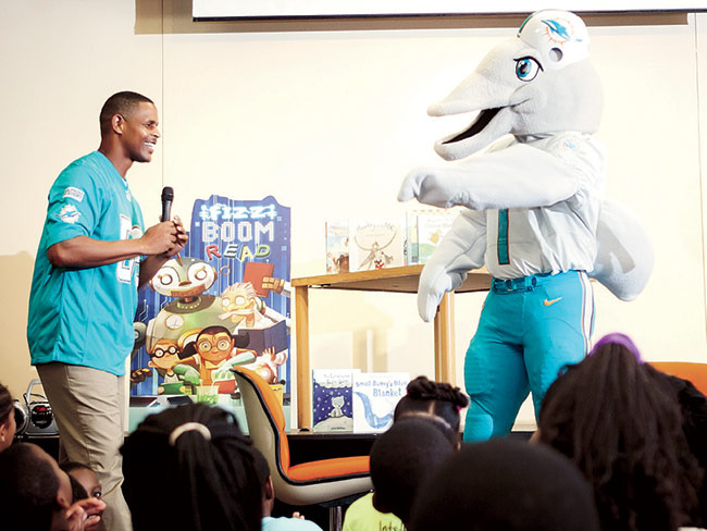 3 - Twan Russell on the Dolphins' New Charity Work