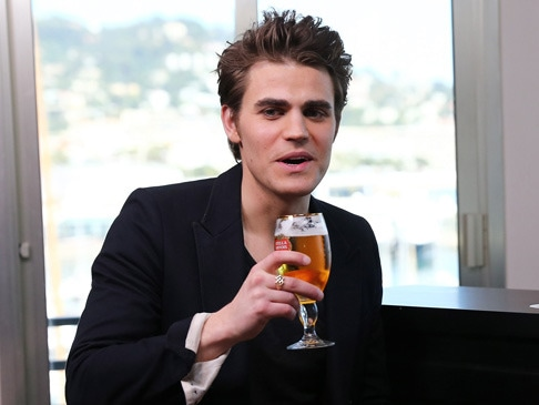 3 - Spotted: Paul Wesley on a Date-Night; 'Hou…