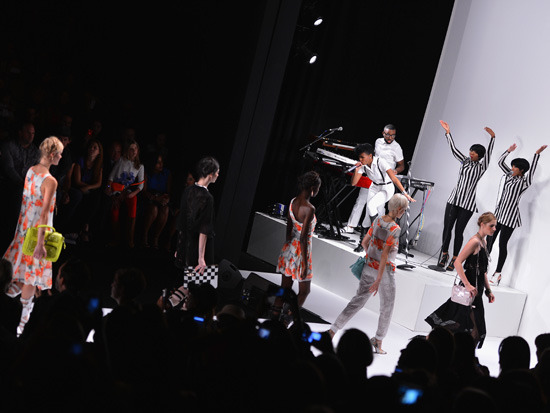 1 - 7 Spring Fashion Week Songs We Can't Get O…