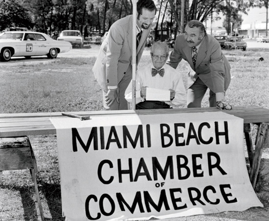 1 - Who Knew The Miami Chamber of Commerce Beg…