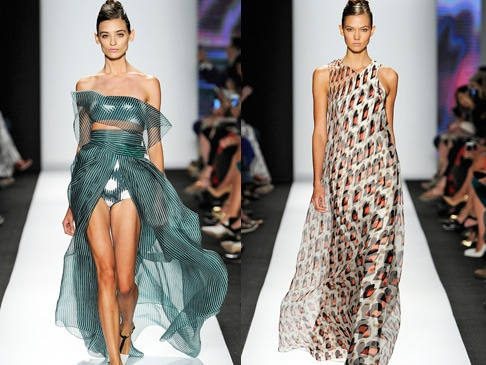 1 - Carolina Herrera Caters to the Ladies at C…