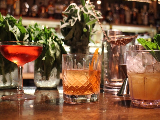1 - Radio Bar Gets Serious About Bourbon; Bâo…