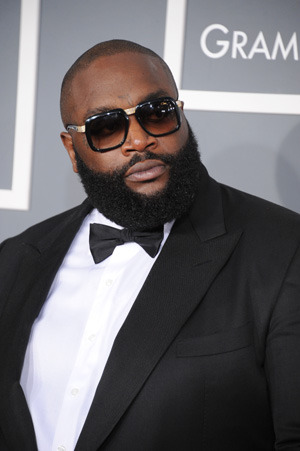 1 - Spotted: Rick Ross Orders Everything on th…