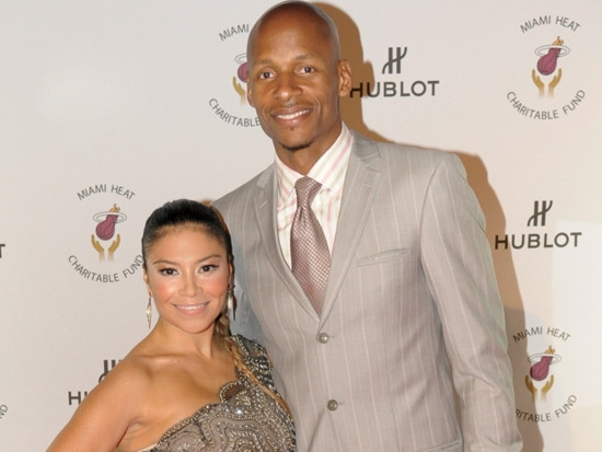 1 - Heat Star Ray Allen Teams with Hublot to F…