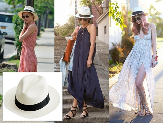 3 - Celebrity Style: How to Wear Straw Hats Th…