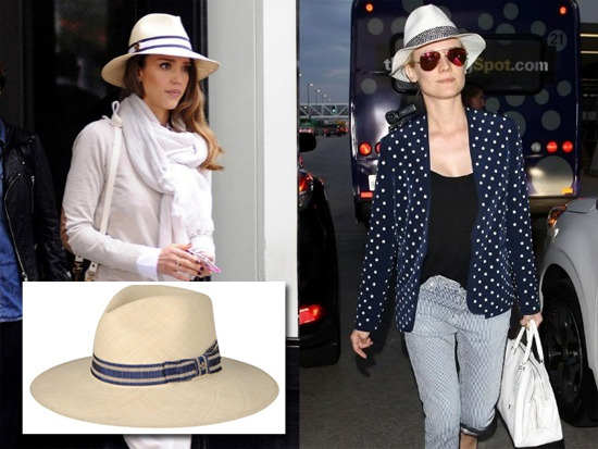 1 - Celebrity Style: How to Wear Straw Hats Th…