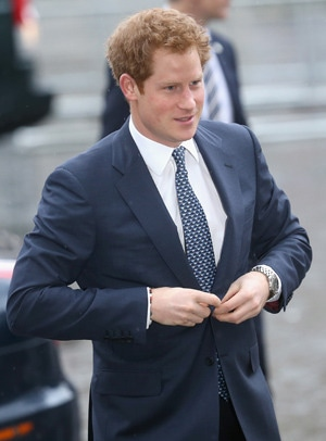 1 - Spotted: Prince Harry's Late-Night Feast a…