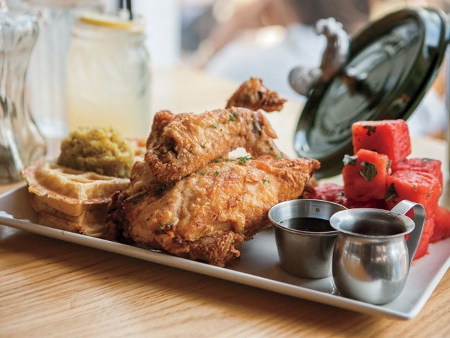 1 - 'Fried & True' Chicken Party at PAMM; Midn…