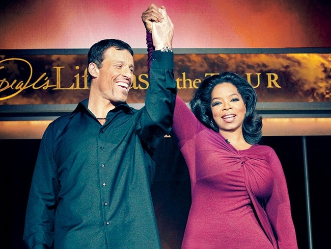 1 - Tony Robbins on Life Coaching & His West P…