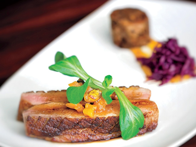 ... spice-rubbed duck breast will forever change how you think about the