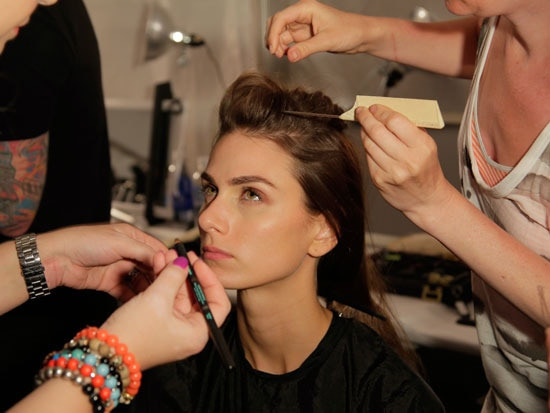 2 - Beauty Hacks from Backstage at Miami Swim Week