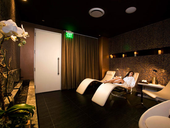 1 - 5 Girls Spa Day Ideas for Miami Spa Month. The relaxation room ...