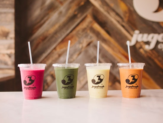 1 - 5 Delicious Juices to Start Up Your End-of…