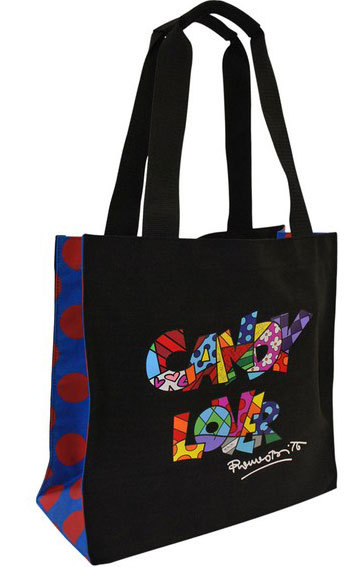 1 - Romero Britto Moves With Love