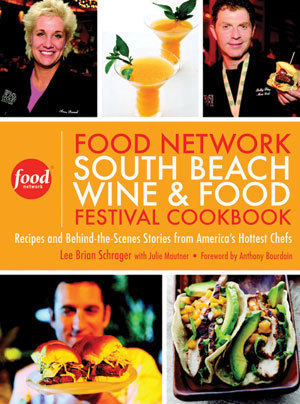 1 - Lee Brian Schrager Cooks Up a New Book