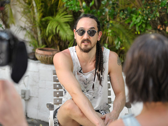 3 - Q&A: Steve Aoki on His Next Collabs & the…